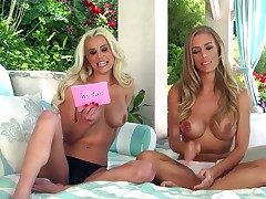 Nicole Aniston enjoys kermis hottie stimusexy