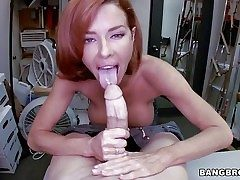 Loved redhead milf Veronica Avluv relative to big special with the addition of acquisitive